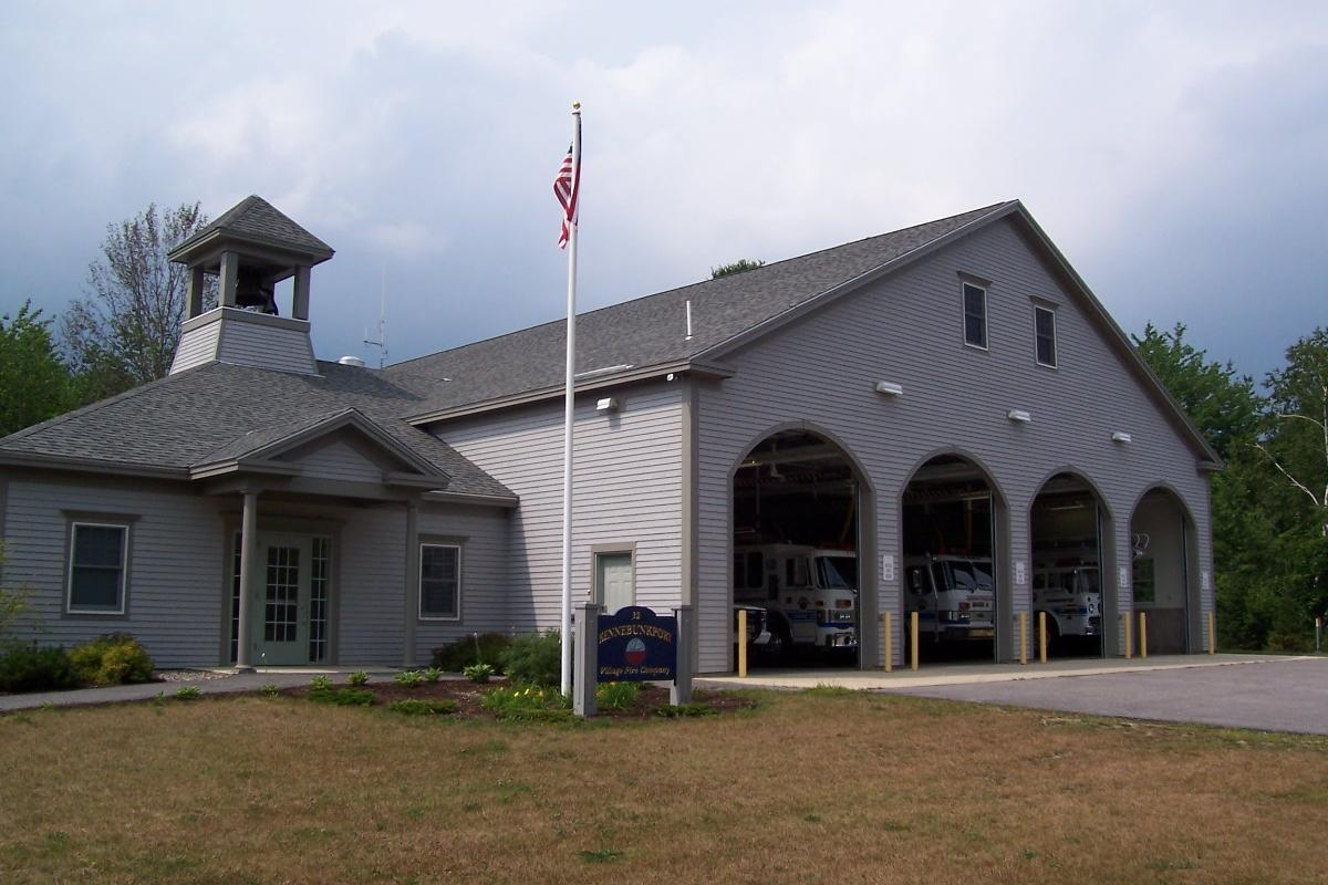 Kennebunkport Village Station - 32 North Street