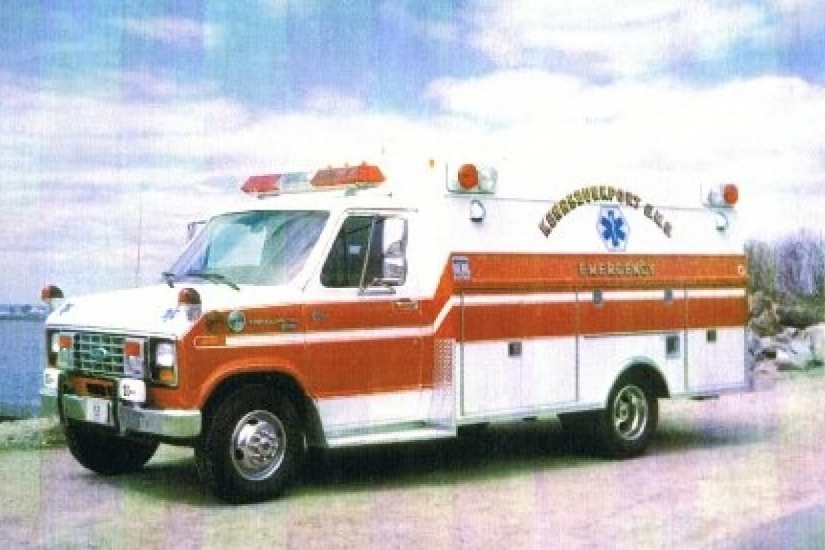 1989 Braun Ambulance
