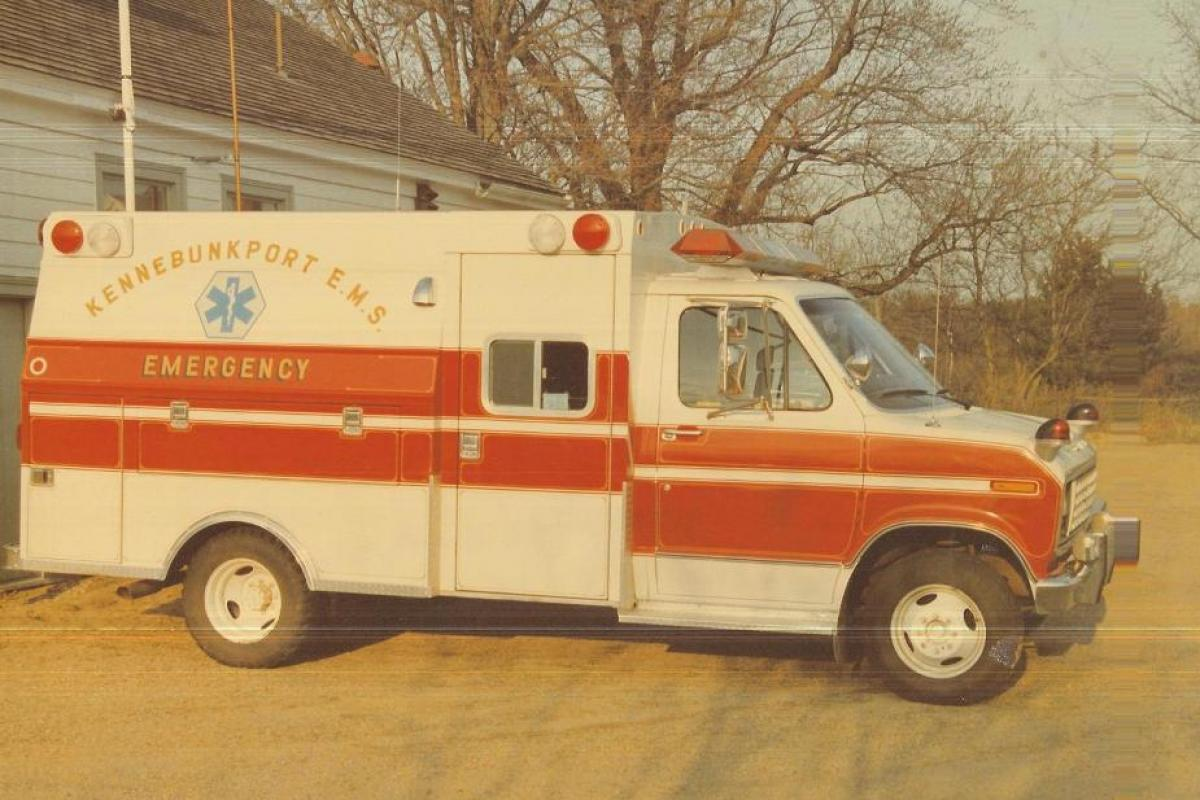 1982 Braun Ambulance