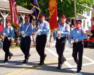 KPFD Honor Guard
