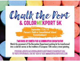 Chalk the Port Image